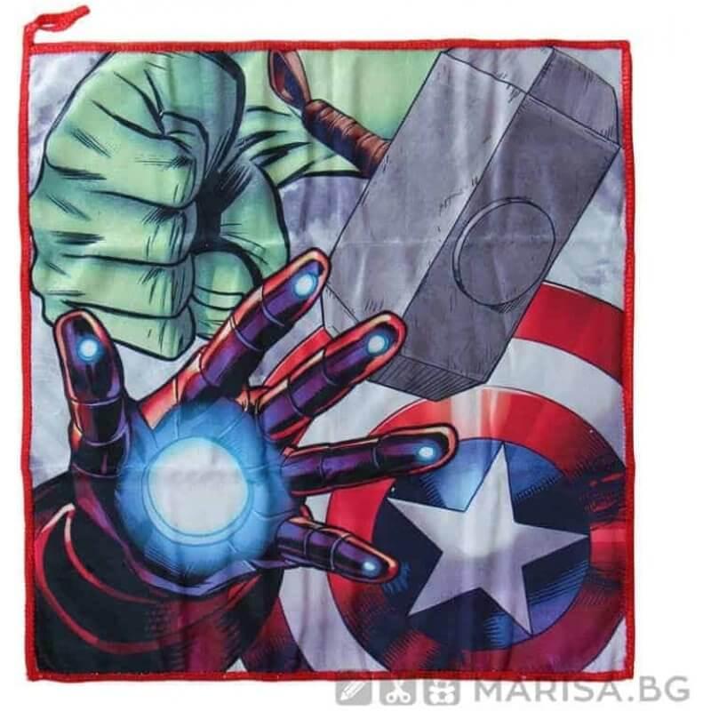 Подаръчен комплект Avengers в козметичен несесер - Marisa.BG