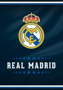 Тефтерче FC Real Madrid, А6, 40л, Реал Мадрид