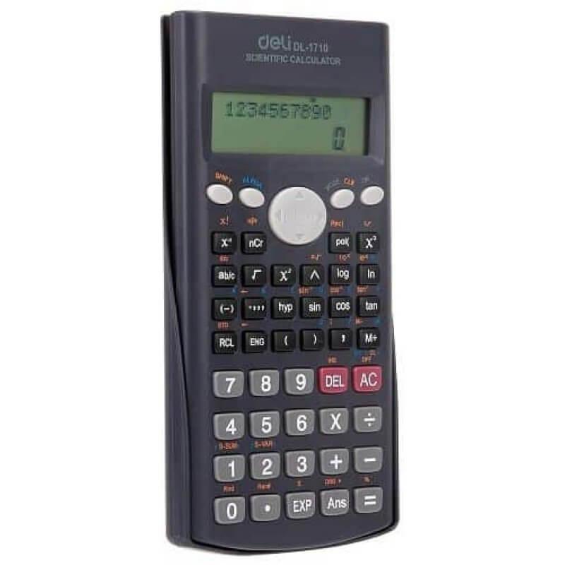 Калкулатор Deli Core-Scientific E1710 научен - Marisa.BG