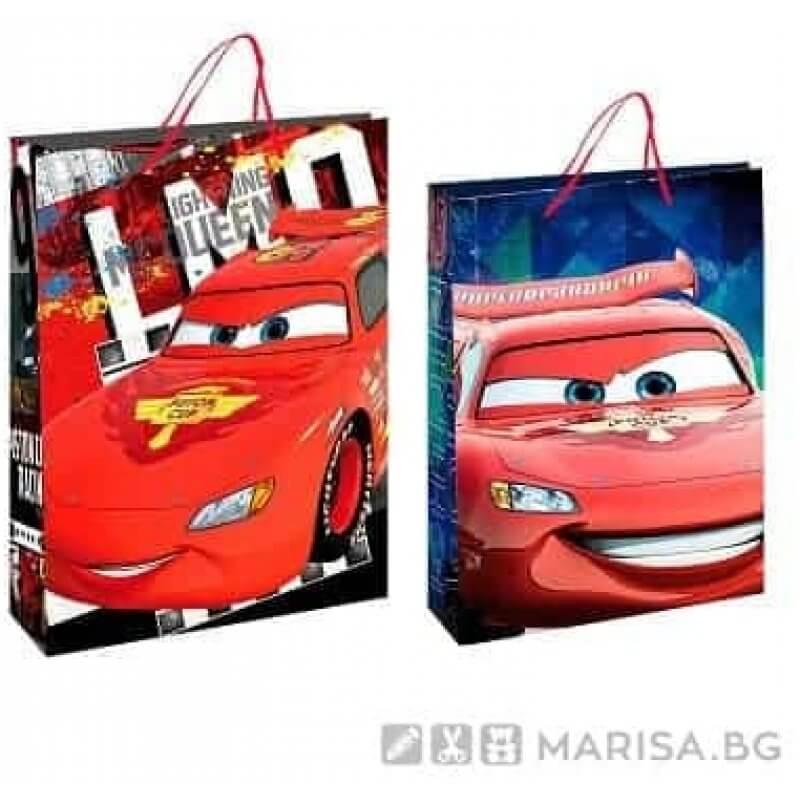 Подаръчни торбички Disney Cars 33/26/13см - Marisa.BG