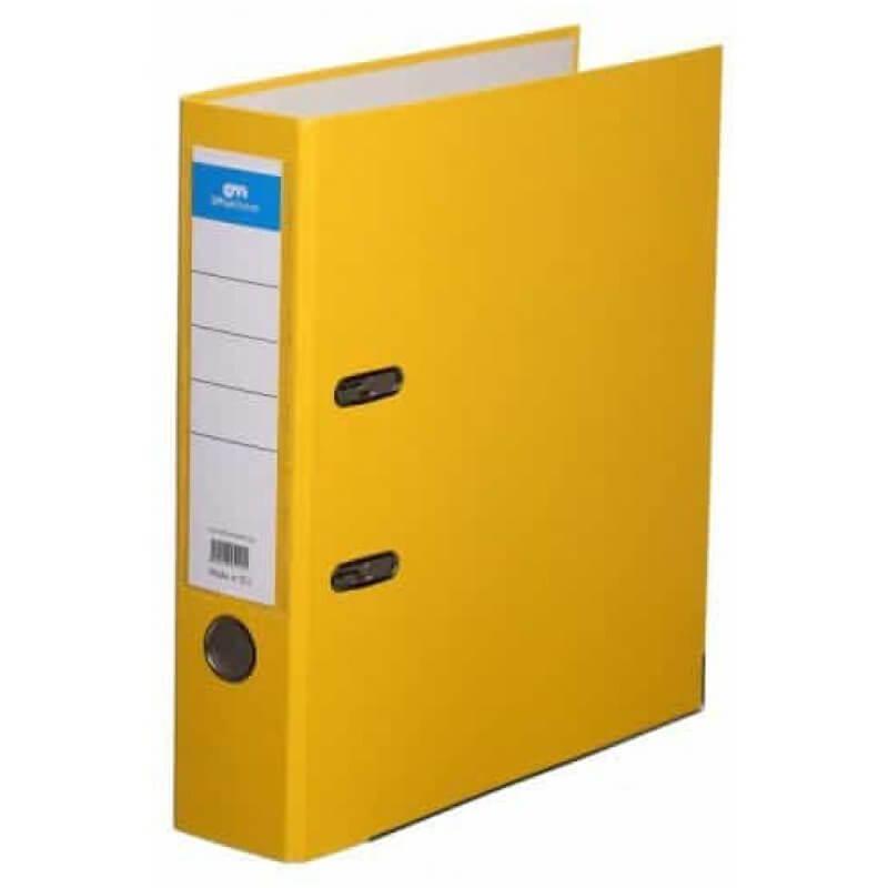 Класьор Office 7,5 см, жълт