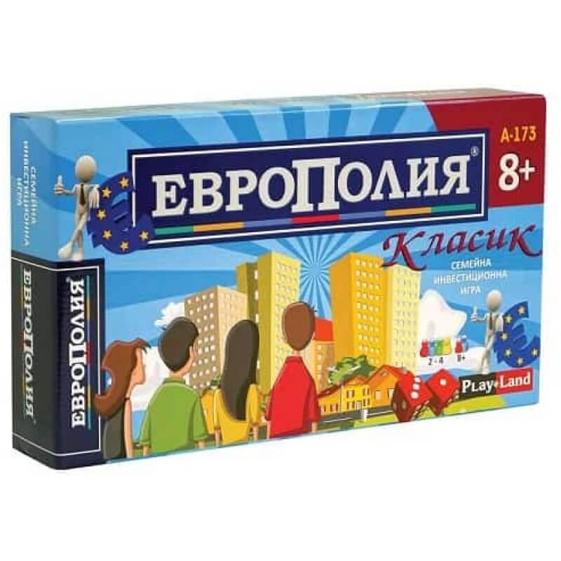 Европолия Класик, Семейна бизнес игра