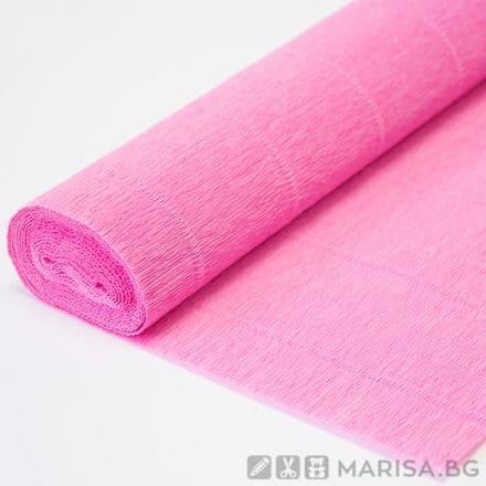 Креп хартия Baby Pink 50 cm х 2,50 m - 140 g
