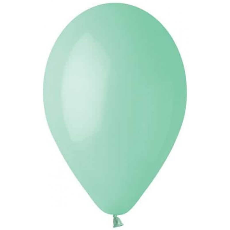 Балони Мента G110, пастел