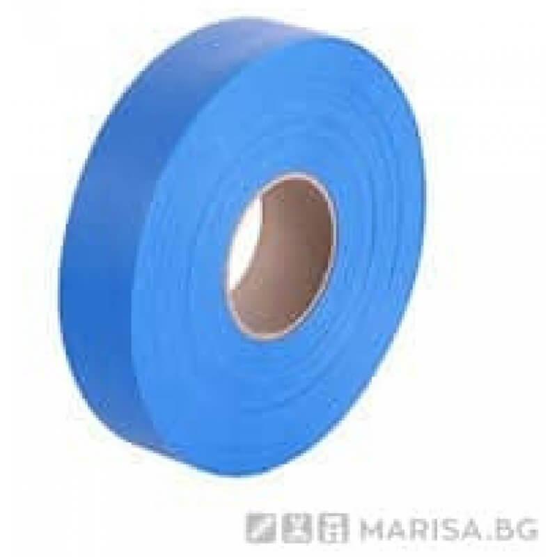 Панделка пастел 3 см / 100 ярда - Светло синя - Marisa.BG