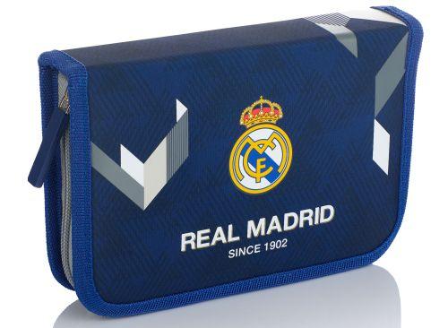 Несесер Real Madrid 1 цип, 2 клапи, Пълен RM - 181