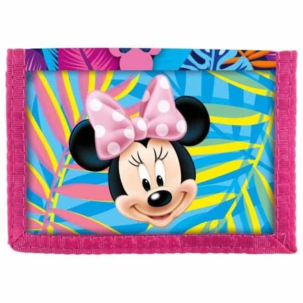 Детско портмоне Derform Minnie Mouse за момиче