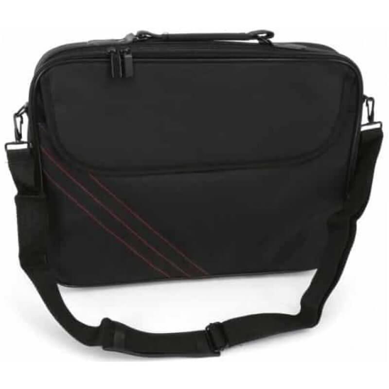 Чанта за лаптоп Generosity, до 16'', черна