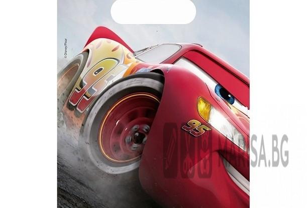 Парти торбички CARS The Legend of The Cars, 6броя