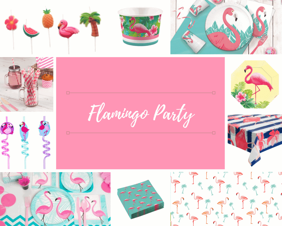 Фламинго окраса