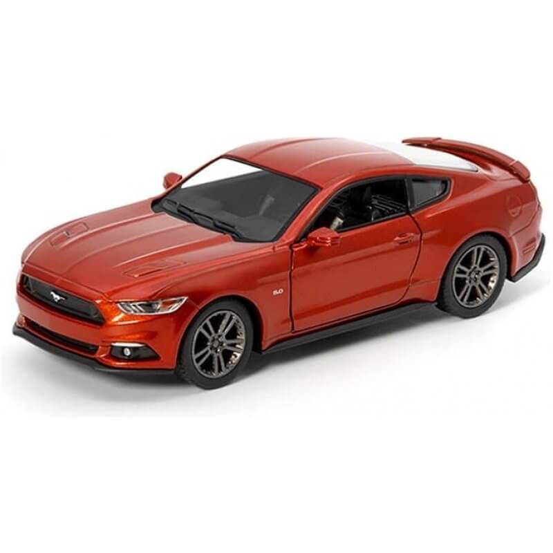 Метална количка Kinsmart 2015 Ford Mustang GT