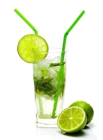 Рецепта за коктейл Мохито без алкохол