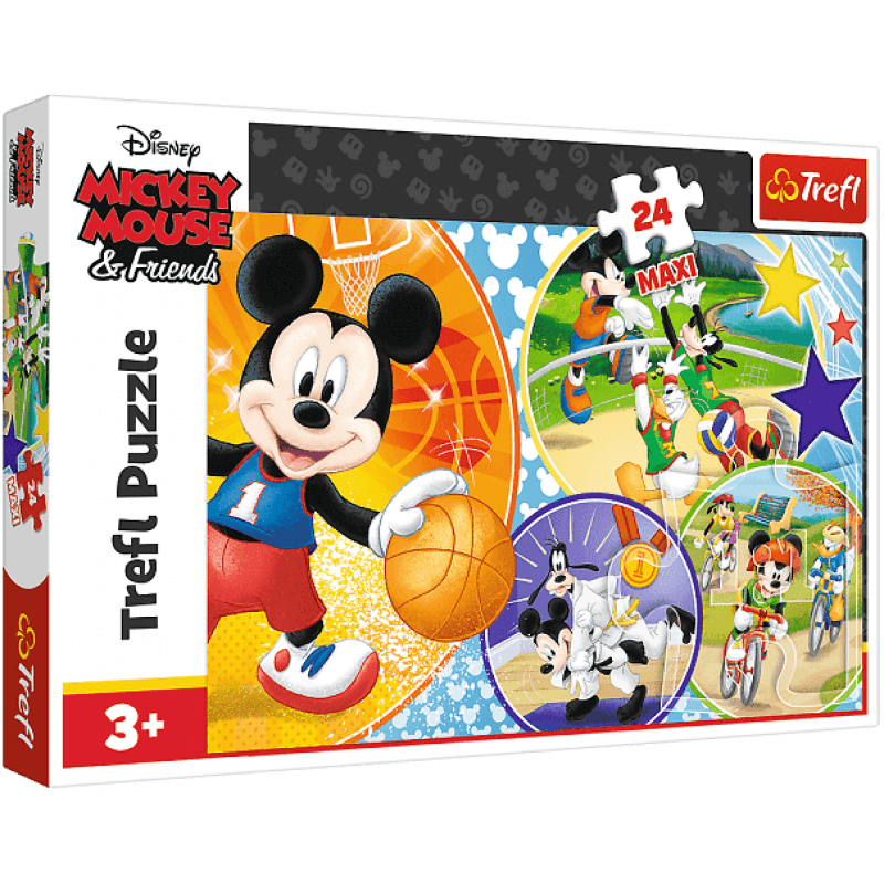 Пъзел Disney Mickey Mouse 24 Maxi