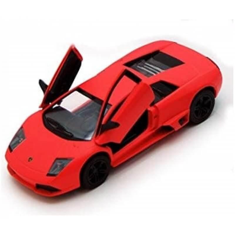 Метална количка Kinsmart Lamborghini Matte Series