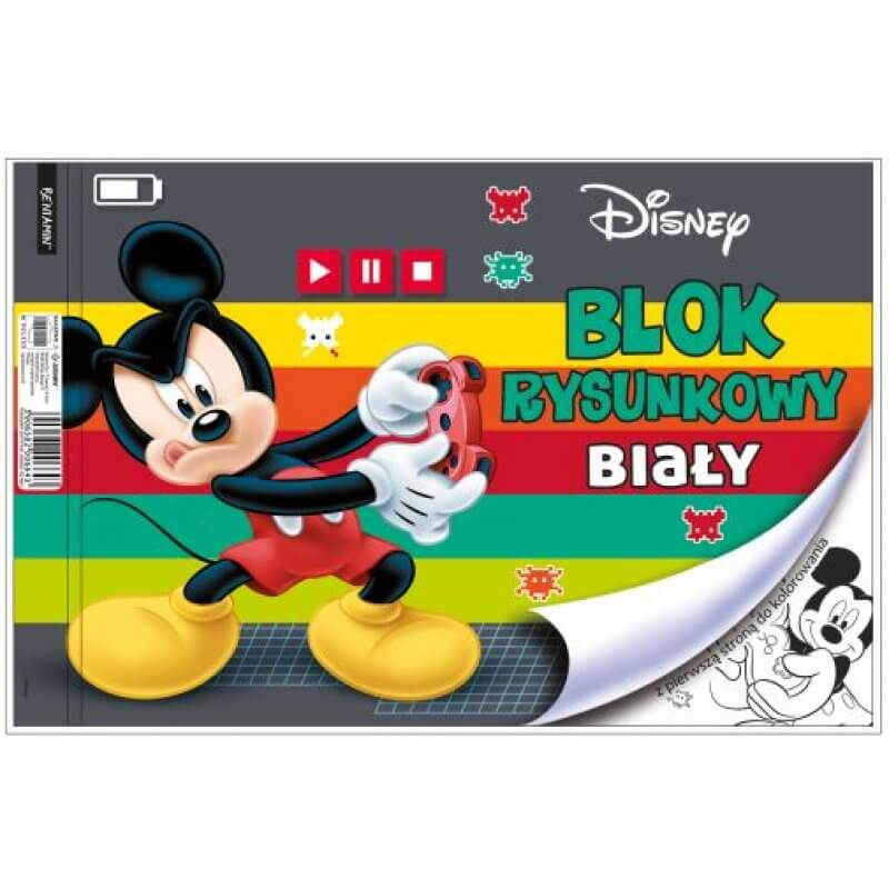 Скицник Mickey Mouse