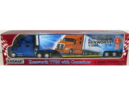 Kenworth T700 w/ container