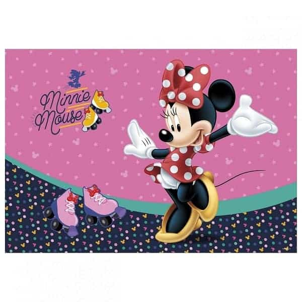 Подложка за бюро Minnie Mouse, двулицева, POMM24